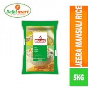 Hulas Jeera Mansuli Rice, 5kg