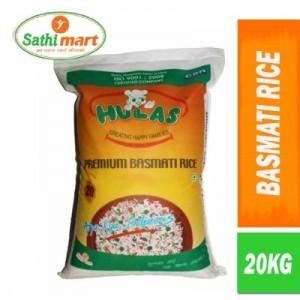 Hulas Premium Basmati Rice, 20kg