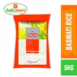 Hulas Premium Basmati Rice, 5kg