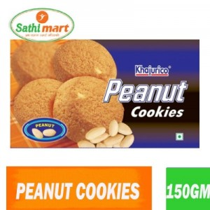Khajurico Peanut Cookies, 150gm
