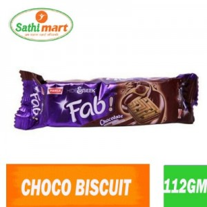 Parle Hide & Seek Fab Chocolate Biscuit, 112gm
