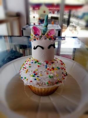 Unicorn Muffin