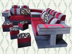 T handle sofa