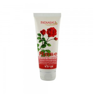 Rose Facewash 60gm