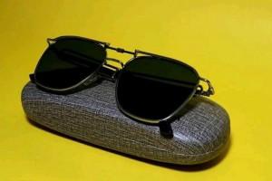 Black Fancy Sun Glasses