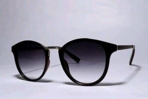 Black Shaded Sun Glasses