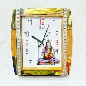 Rectangular Shaped Wall Clock