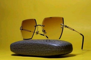 Brown Shaded Sun Glasses