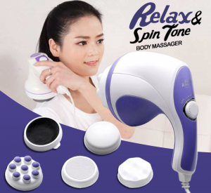 Relax & Spin Tone Full Body Massager
