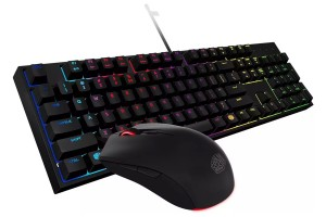 Keyboard And Mouse Combo- Black
