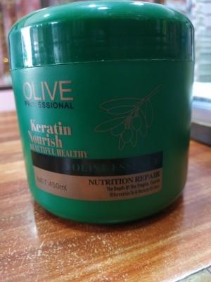 Olive Professional Keratin Nourish Hair Repair Treatment