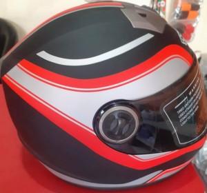 Full Face Street Bike Helmet