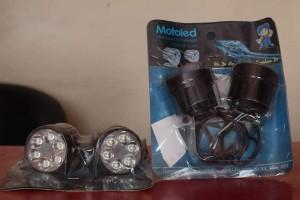 Motorcycle Led Headlight (Motoled)