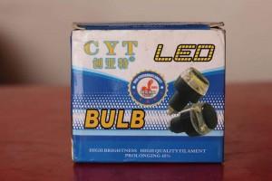 CYT Led Bulb