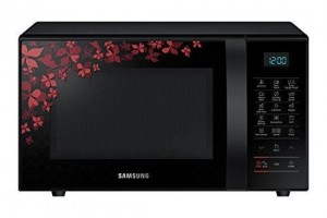Samsung CE77JD-SB Convection Microwave Oven 21L
