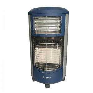 Della Gas & Electric Heater 200W