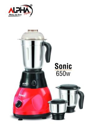 Alpha Home Mixers & Grinder Fabia 650W