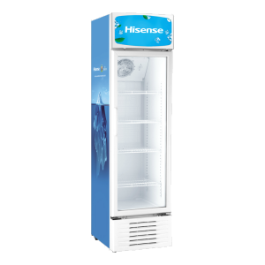 Hisense 282L Commercial Display Chiller Bottle Beverage Showcase