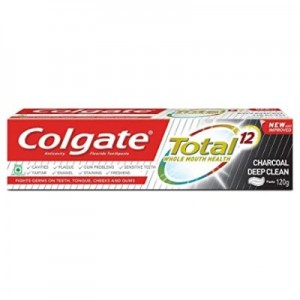 Colgate Total12 Charcoal Deep Clean, 120gm
