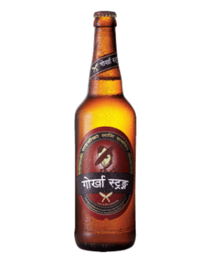 Gorkha Strong Bottle, 650ml