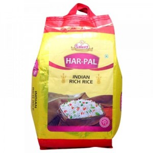 Har-pal Indian Rich Rice, 5kg Bag