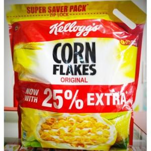 Kelloggs Cornflakes 1.10kg (25% Extra)