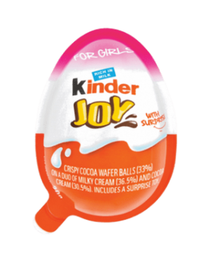 Kinder Joy With Surprise 20gm