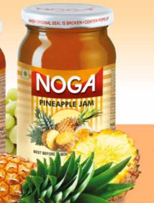 Noga Pineapple Jam, 500gm