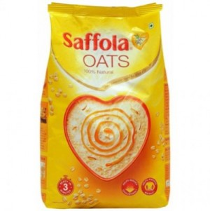 Saffola Oats (100% Natural) 1kg