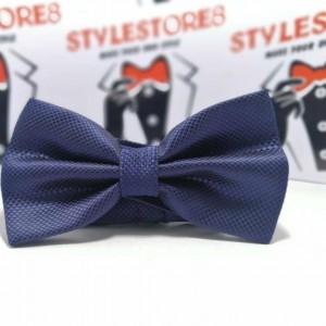 Navy Blue Bow Tie