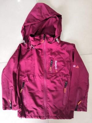 Baby Girl Windproof Jacket