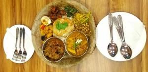 Newari Thali