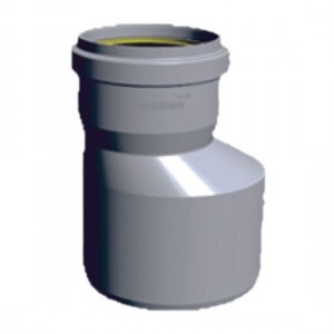 """PVC Ring-Fit Reducer Coupler 4X2.5"""""""