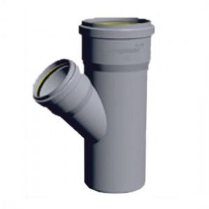 "PVC Ring-Fit Single Y 4"""