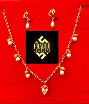 Pendent Necklace set