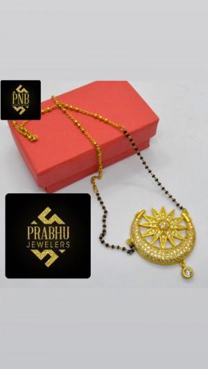 Designed Mangalsutra