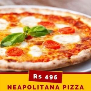 Neapolitana Pizza