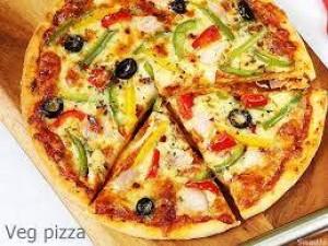 Special Mixed Veg Pizza