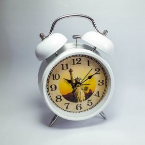 Authentic Alarm clock